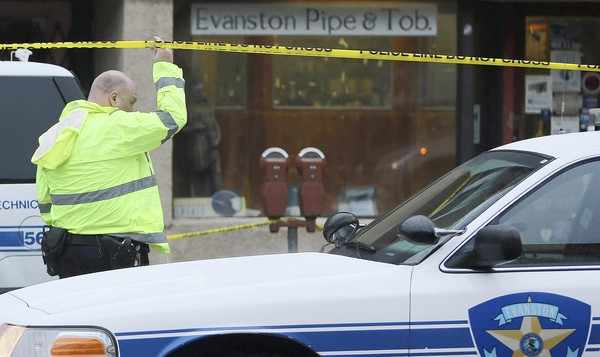 Evanston Illinois homicides