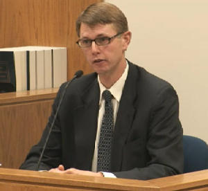 Dr Thompson - Martin MacNeill Trial