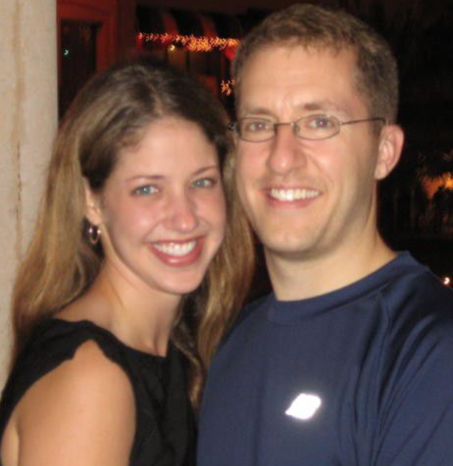 Dan Markel and Wendi Adelson