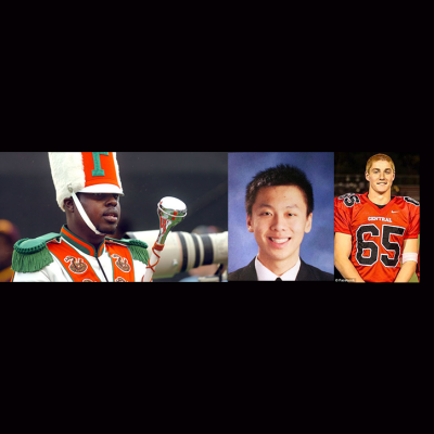 Ep 25: The Hazing Deaths of Robert Champion, Michael Deng & Tim Piazza
